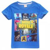 Tricou FORTNITE T-Shirt Battle Royale Collage 9-12 ani + Bratara CADOU !!