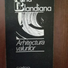 Arhitectura valurilor- Ana Bladiana