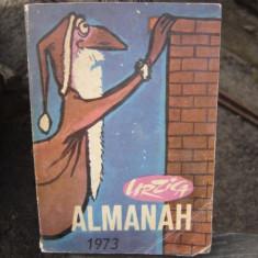 ALMANAH URZICA 1973
