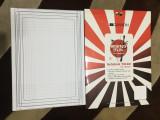 Vand sticker universal pentru notebook, marca Canyon, model Rising Sun