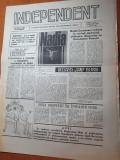 Ziarul independent 3-9 aprilie 1990-art. nadia comaneci