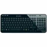 Tastatura Wireless Negru, Logitech K360