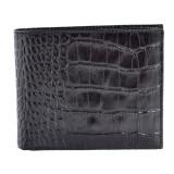 Portofel piele barbati, din piele naturala, marca Bond, 519-359-01-P-19, negru