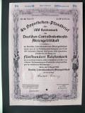 Titlu De Stat Obligatiune Germania--1940-500-Reichsmark