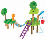 Set STEM - Casuta din copac PlayLearn Toys, Learning Resources