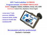 "GPS Navigatie HD NOU 7"" LS-TRUCK 256MbRAM, 8Gb harti full EUROPA+RO Camion/TIR"