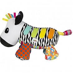 Jucarie muzicala Lamaze, Zebra