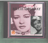 CD Original Billie Holiday - Portrait Of Billie Holiday