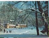 CPIB 16142 CARTE POSTALA - POIANA BRASOV, HOTEL SPORT