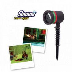Proiector led cu joc de lumini Star Shower Autentic HomeTV