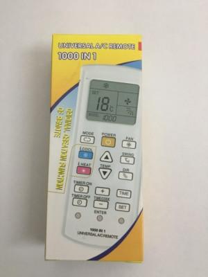 Telecomanda aer conditionat universala 1000 de modele de aer conditionat foto