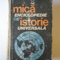 Mica enciclopedie de istorie universala, an 1988