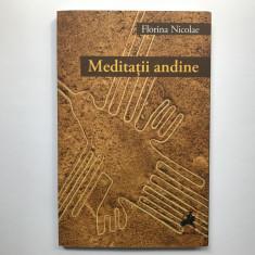 Meditatii andine (Peru - intre mituri si realitati) - Florina Nicolae