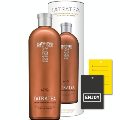 TATRATEA GIFT PACK WITH PERSONAL MESSAGE foto