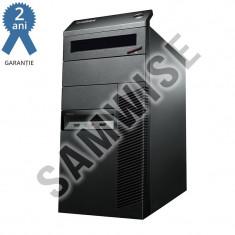 Calculator Incomplet Lenovo M92P MT, LGA1155, Chipset Q77, DDR3, SATA3, Suporta...