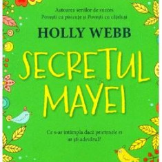 Secretul Mayei - Holly Webb