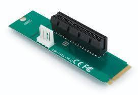 Adaptor Gembird PCI-Express la M.2 adapter foto