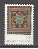 Finlanda.1982 Arta populara  KF.144, Nestampilat