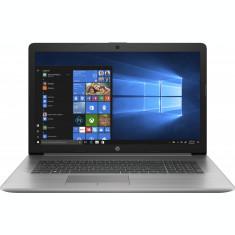 Laptop HP ProBook 470 G7, 17.3 inch, Intel Core (10th Gen) i5-10210U, 256GB SSD, 8GB RAM, AMD Radeon 530 2GB, FullHD, Argintiu