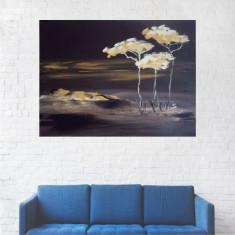 Tablou Canvas, Pictura Artistica, Natura Noaptea - 80 x 100 cm