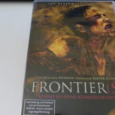frontier - dvd