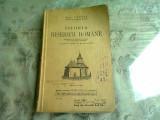 ISTORIA BISERICII ROMANE - I.LUPAS