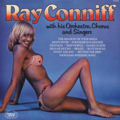 Disc Vinil - Ray Conniff With His Orchestra, Chorus And Singers