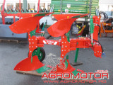 Agro-Masz POM2 Plug Reversibil cu 2 trupite