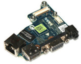 Modul Audio USB VGA RJ45 DELL Latitude E6430