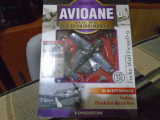 4 machete avioane D&Agostini, sigilate, 1:72