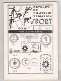 bnk fil AFR Mures - Catalog filatelie tematica sport - nr 3/1984
