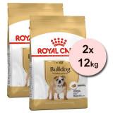 Cumpara ieftin ROYAL CANIN ANGOL BULLDOG 2 x 12 kg