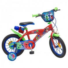 Bicicleta copii Toimsa Disney PJ Masks 16 inch