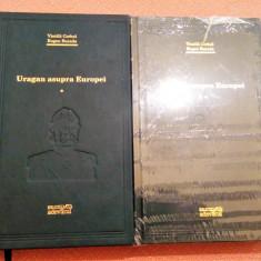 Uragan asupra Europei 2 Volume - Colectia Adevarul 100 Nr. 22, 23