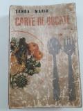 Carte de bucate Sanda Marin 1956