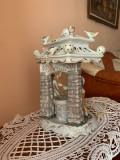 Bibelou fantana cu bec