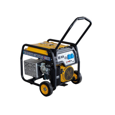 Generator curent Stager FD 10000E 8.5 kW foto