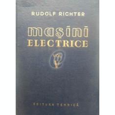 Masini electrice, vol. 5 - Masini cu colector de curent alternativ mono si polifazate. Grupuri cu masini de reglaj