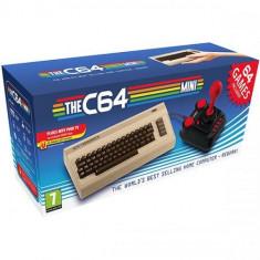 Consola retro Commodore 64 (C64) Mini