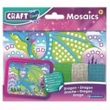 Set Mini Mozaic - Dragon