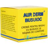 Aur Derm Crema pentru Masaj cu Busuioc si Rasina 50ml