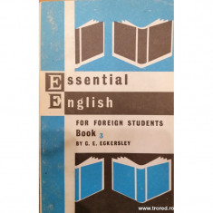 Esential English For Foreign Students Book 3