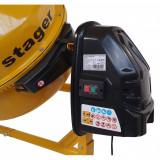 Cumpara ieftin Betoniera 160 L Stager 650 W