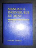 ARON POPA - MANUALUL INGINERULUI DE MINE volumul 5