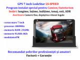 "Navigatie GPS 7""HD NOU LodeStar setari pentru TIR/Camion/TAXI/Turism Full Europa"