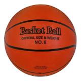 Minge de baschet Basket Ball, nr 6, diametru 22.9 cm, Oem