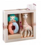 Set cadou Girafa Sophie si zornaitoare cu bile - Vulli, Cadouri pentru copii