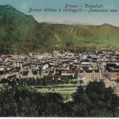 Carte poștală Brașov