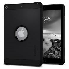 Carcasa Spigen Tough Armor iPad 9.7 inch (2017/2018) Negru