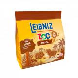 Biscuiti cu ciocolata Leibniz Original Zoo, 100 g